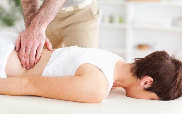 Chiropractor back
