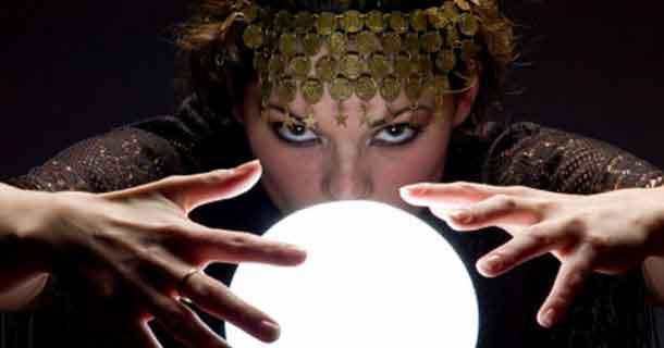 Gypsy psychic