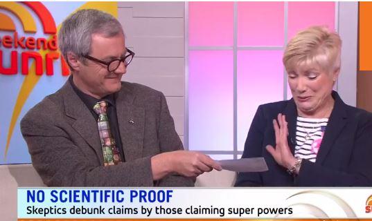 "Top clairvoyant"" refuses Skeptics' $100,000 challenge – Australian"