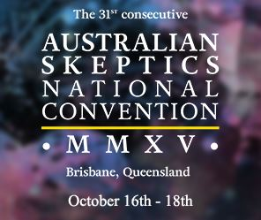 Australian Skeptics National Convention 2015