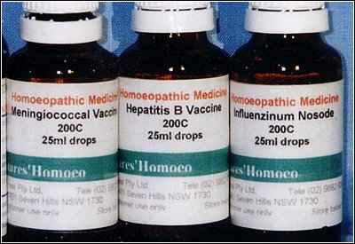 Homeopathy – how could any honest person sell this rubbish